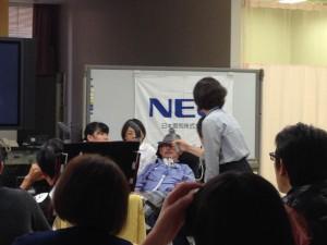 岡部宏生さん講演