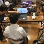 OriHime eye & Switch 勉強会