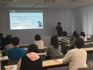 星病院作業療法士松本さんによる事例報告