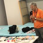 1日目 ICT救助隊今井隊長によるスイッチの工夫
