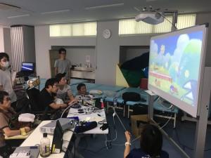 2日目 ゲーム大会