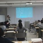 三春病院理学療法士寺田基さんによるオリエンテーション